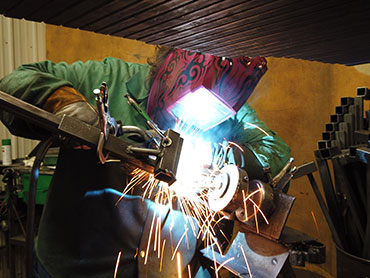 Welding, custom solutions, contract manufacturing